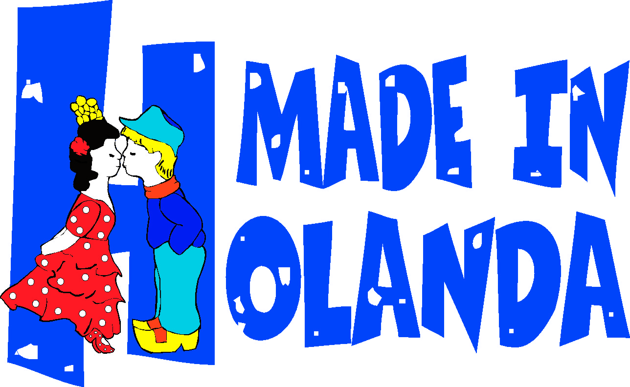 Made in Holanda